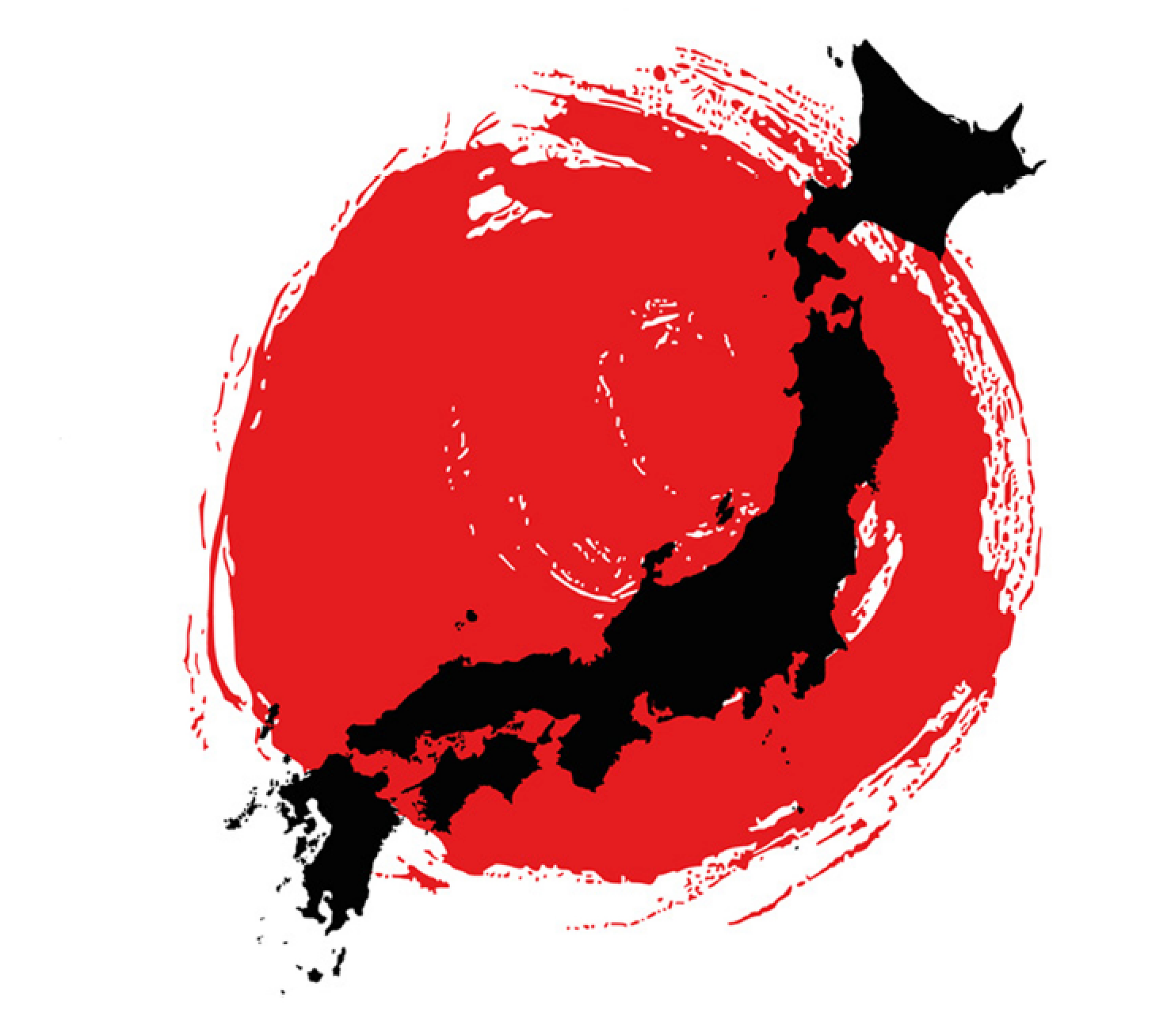 Pin Oleh Matthew Phillips Di All Things Japan Bendera Jepang