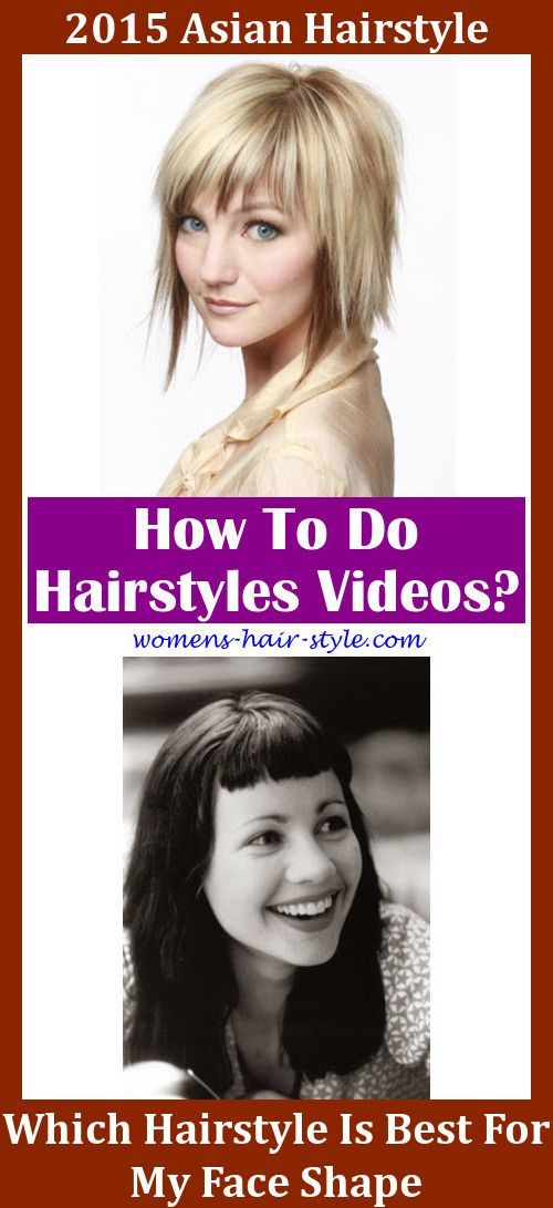 Women Hair Highlights Beauty The Best Hairstyle For My Face Belly