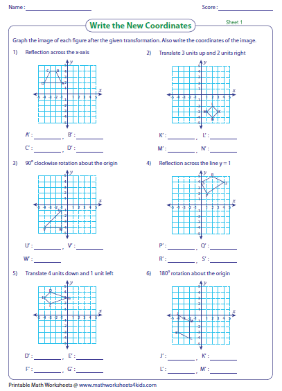 Coordinate Geometry (with examples & videos)