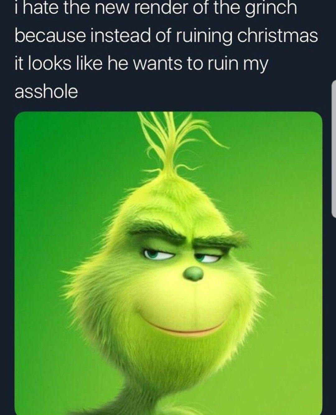 Grinch The grinch movie, Memes, Grinch