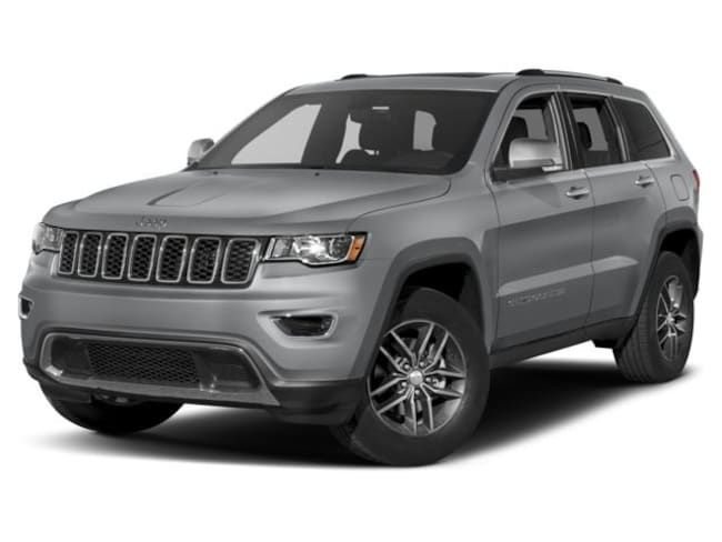 New 2018 Jeep Grand Cherokee Sterling Edition Suv In Embrun On