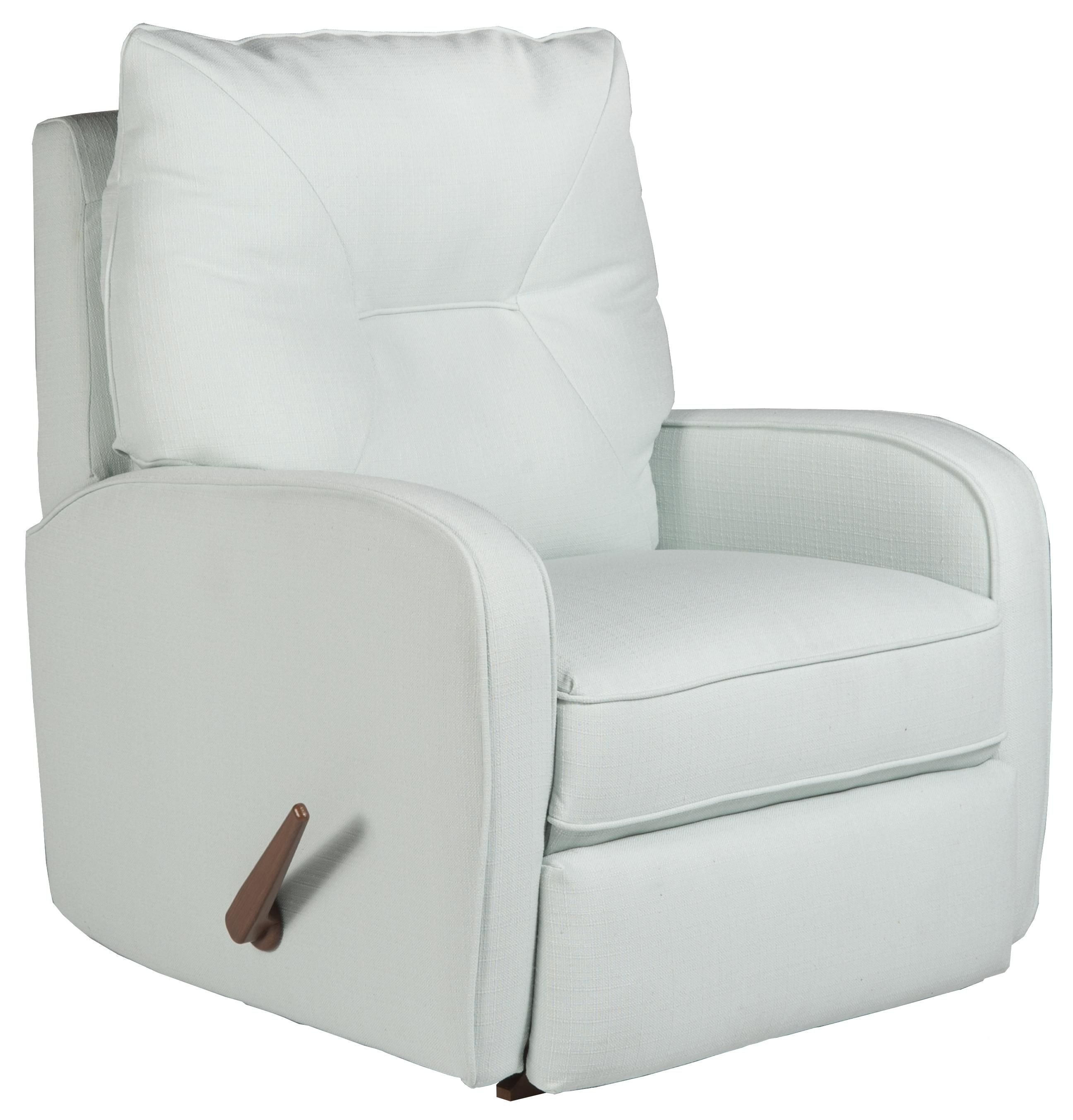 Medium Recliners Contemporary Ingall Swivel Glider Recliner In Sleek Modern Style By Best Home Furnishings At Jacksonville Furniture Mart Furniture Goods Home Furnishings Modern Recliner