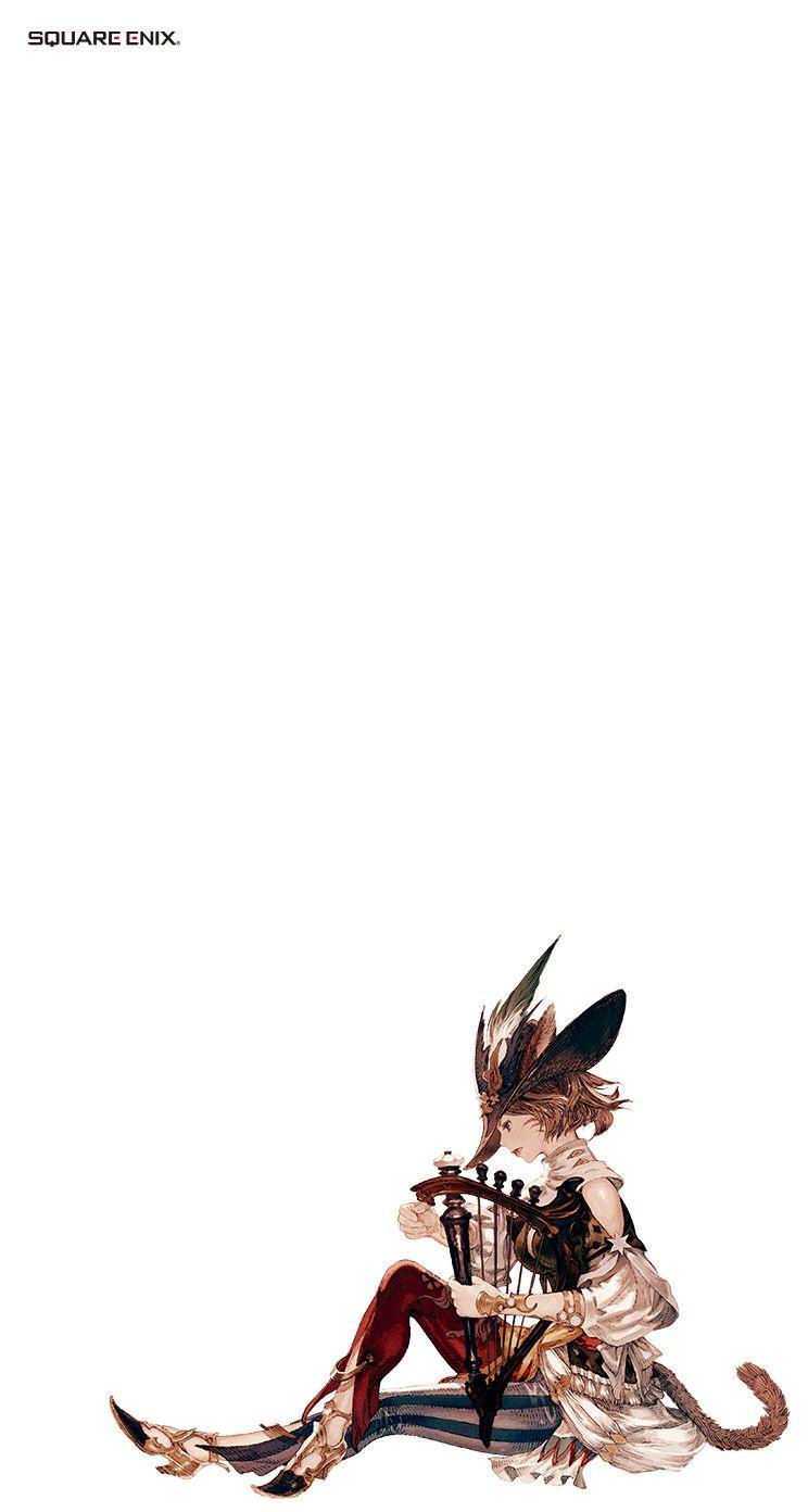 Ff14 吟遊詩人 Iphone5s 壁紙 Minkabe Iphone5 Wallpaper Gallery 吉田 明彦 吟遊詩人 Ff キャラ