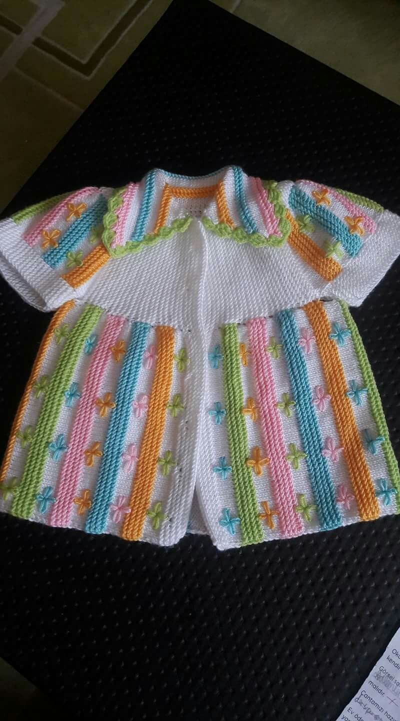 Pin by Rosario Miranda on peques | Pinterest | Baby knitting, Babies ...