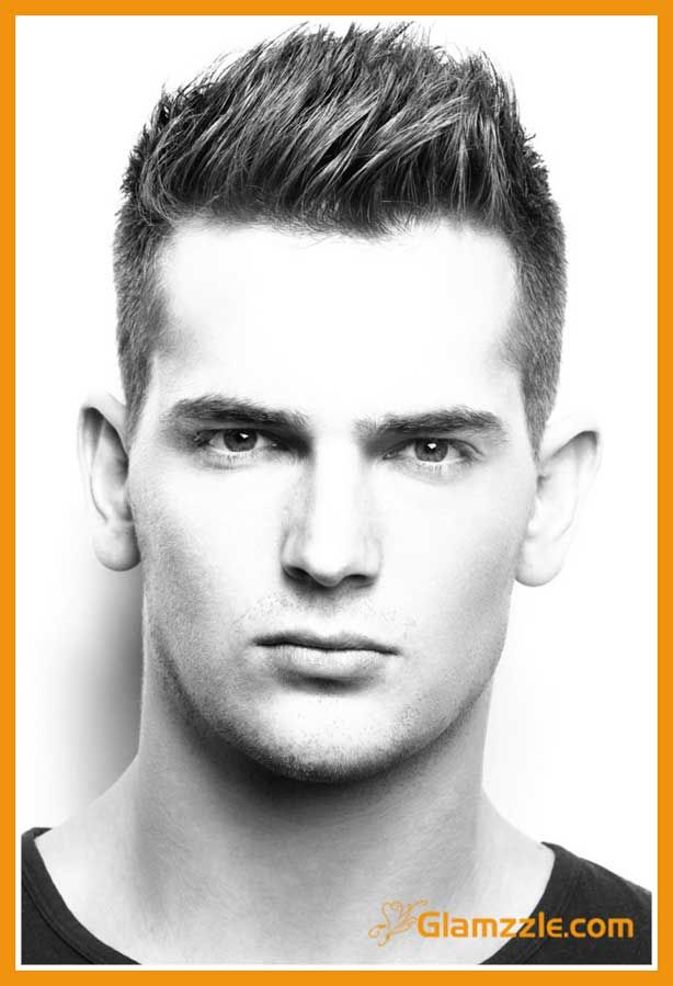 pinterest men haircuts hot spike hairstyle for guys with short