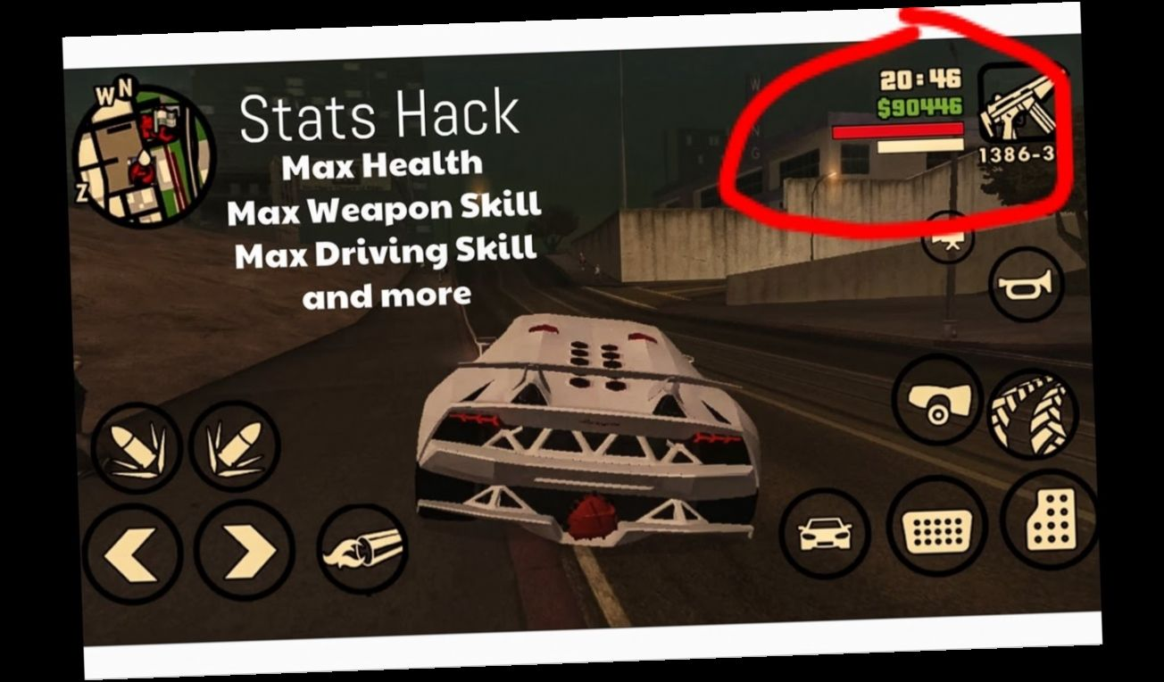 How To Hack Grand Theft Auto San Andreas Ios V 2020 G