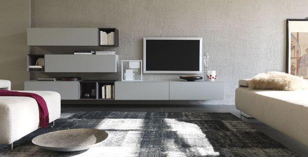 arredamento per il soggiorno: idee e ispirazioni   for the home ... - Idee Arredamento Zona Living