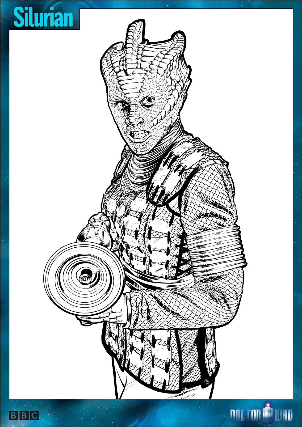 doctor coloring pages pinterest - photo#32
