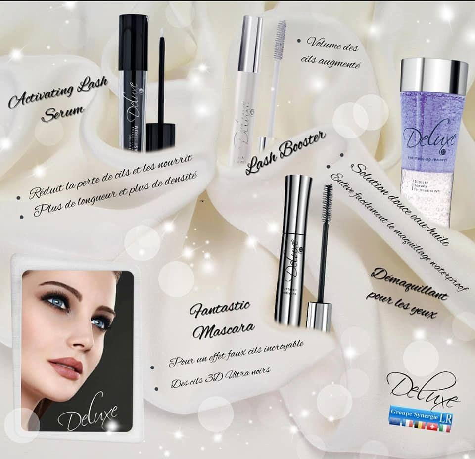 Ligne Maquillage COLOURS - Aloé Véra Soin et Bien-être