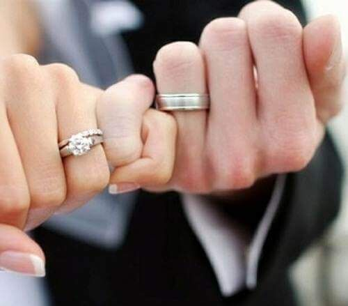 A where wear ring promise you should On Which