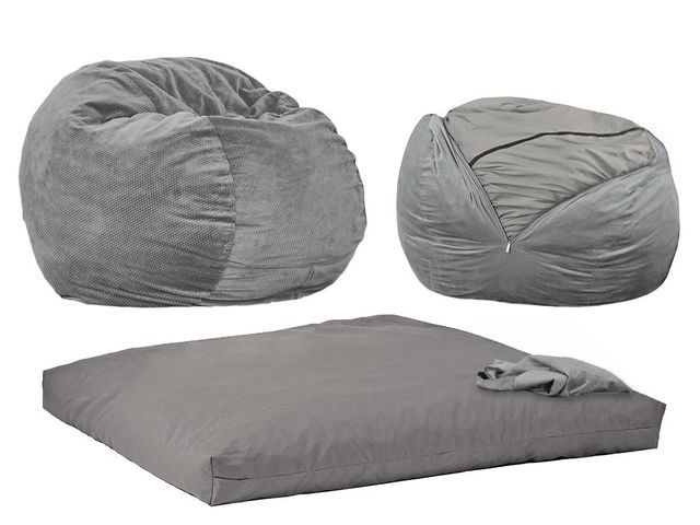 10 Gifts For People Who Love To Sleep Bean Bag Chair Bean Bag Chair Bed Bean Bag Bed