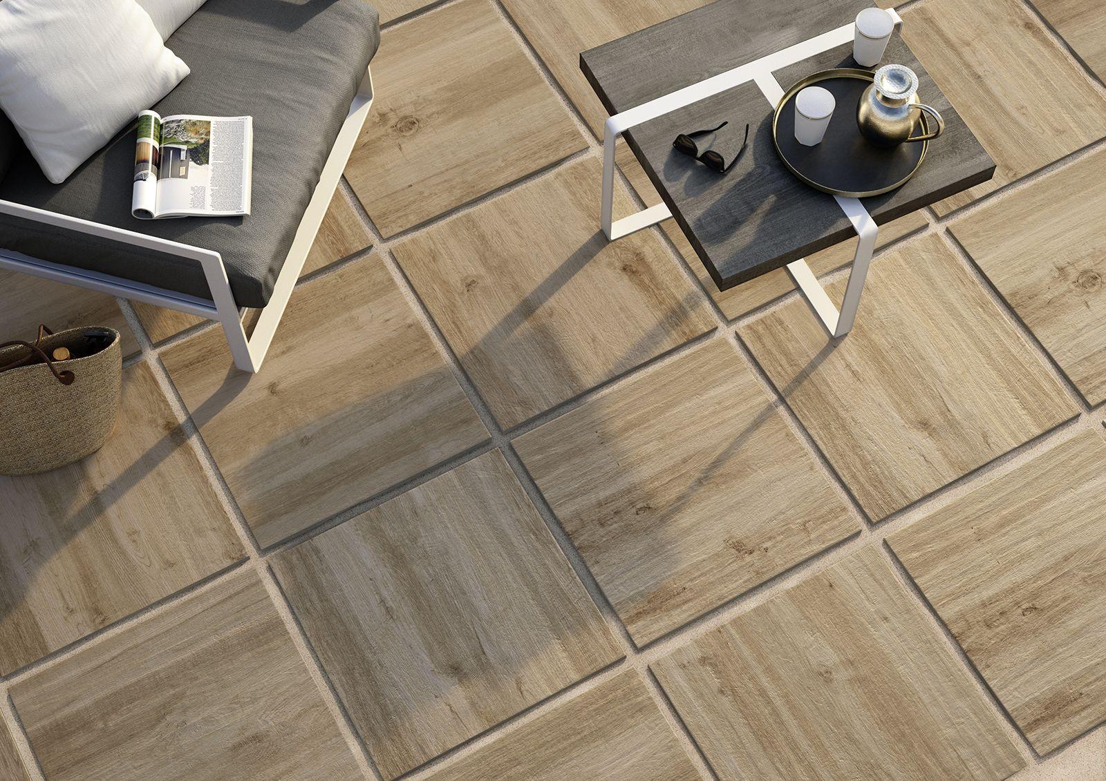 Treverkhome20 pavimento per esterno spessore 20mm marazzi