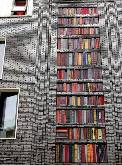#streetart #books