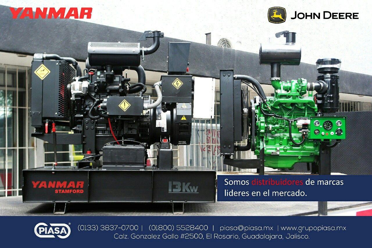 Plantadeluz A Diesel En Version Abierta Y Con Caseta De Operacion Manual O Con Transferencia Automatica Motor Johndeere Generador Stamford Displ