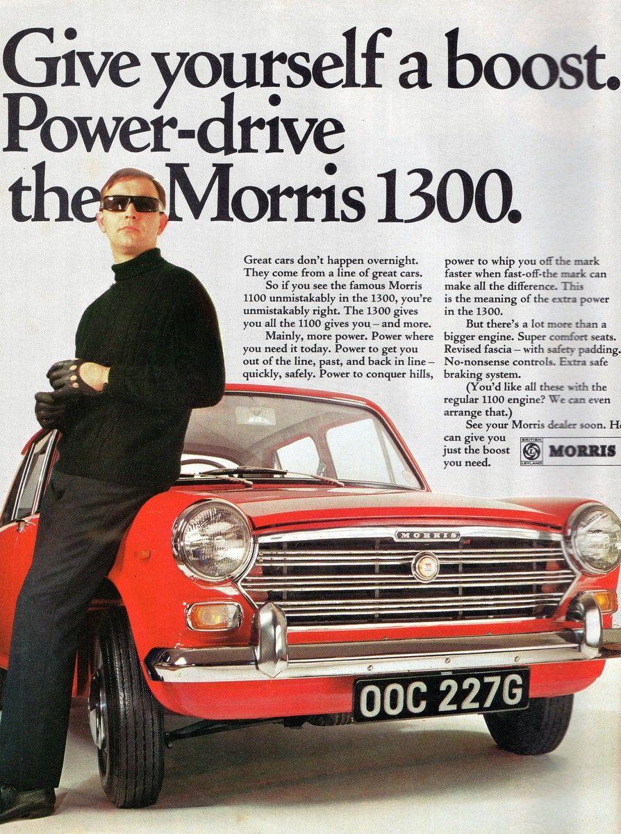 Morris 1300 - 1969