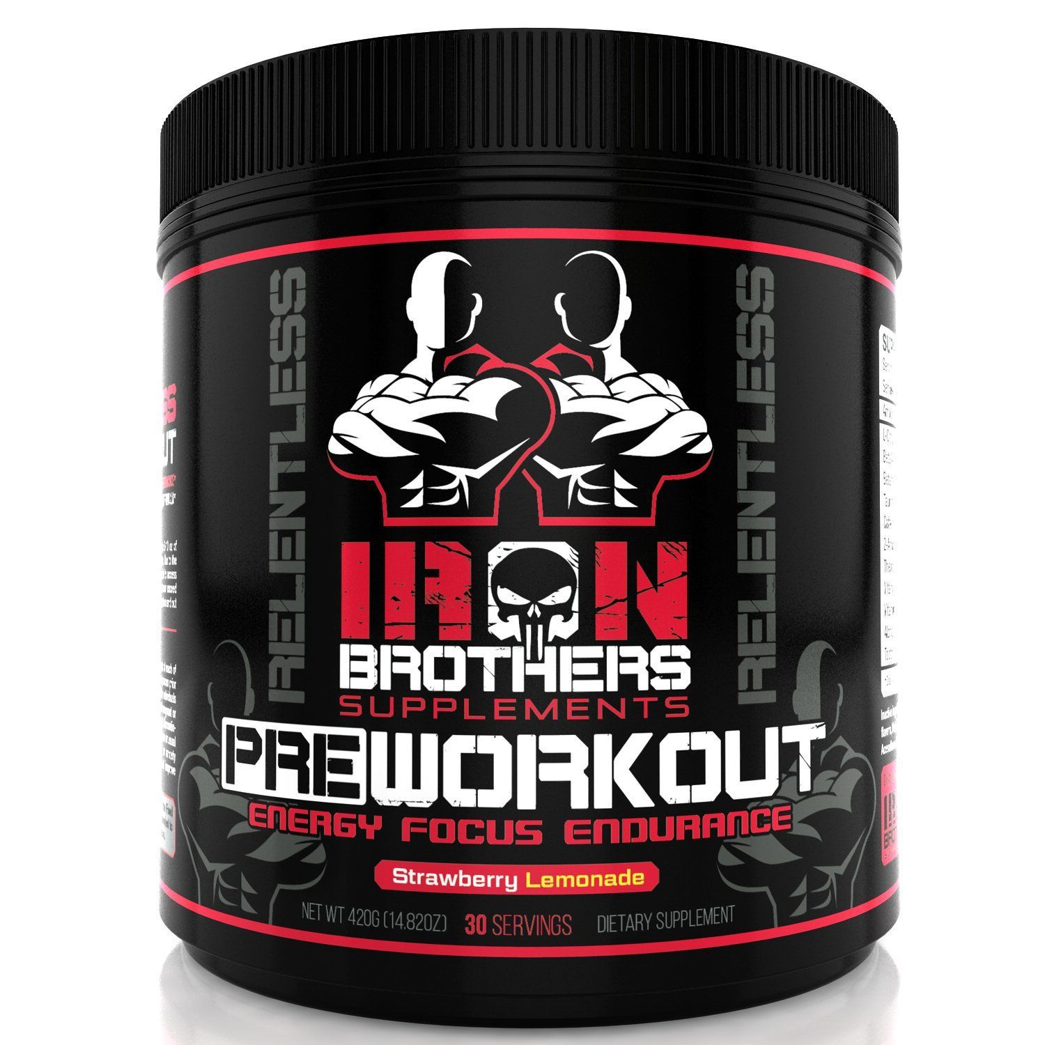 Top 8 Strongest Pre Workout Supplements For High Energy 2020 Best Creatine Pre Workout Supplement Preworkout