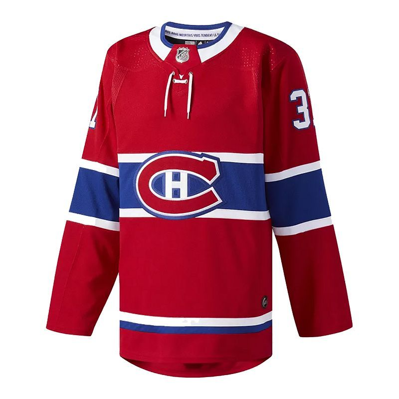 official photos ea983 eb9bb Montreal Canadiens adidas Carey Price Authentic Home Jersey ...
