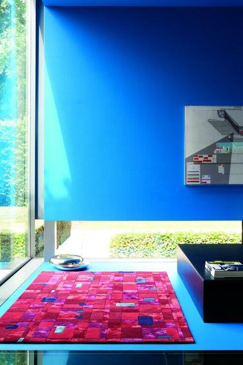 50 Stunning Interior Design Ideas That Will Take Your House To Another Level: Tappeto Moderno Collezione Love Lana E Viscosa Lavorazione Handtufted Misura 170 X 240 Cm
