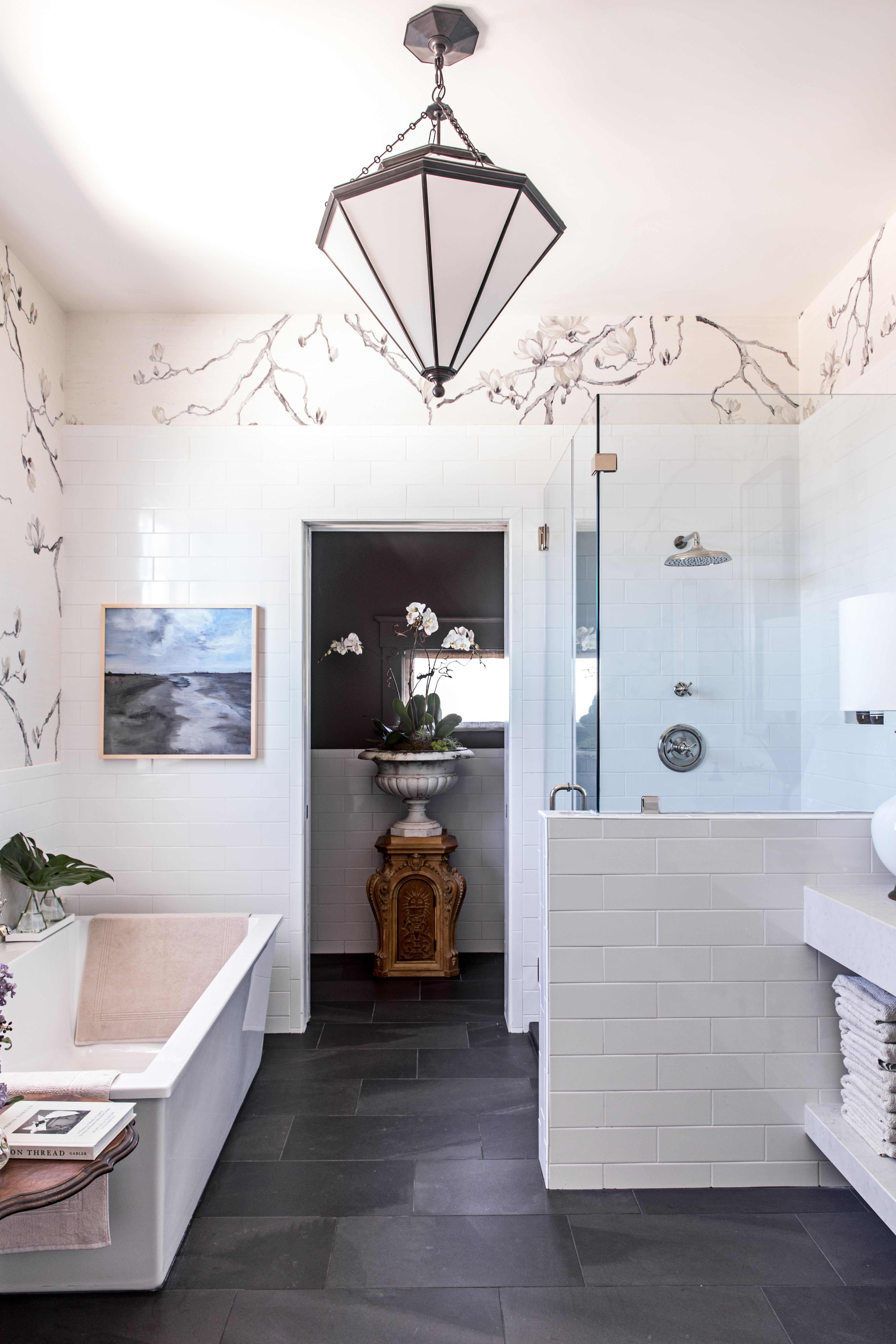 Lavender Bathroom Inspiration From Chad James  Black Southern Belle