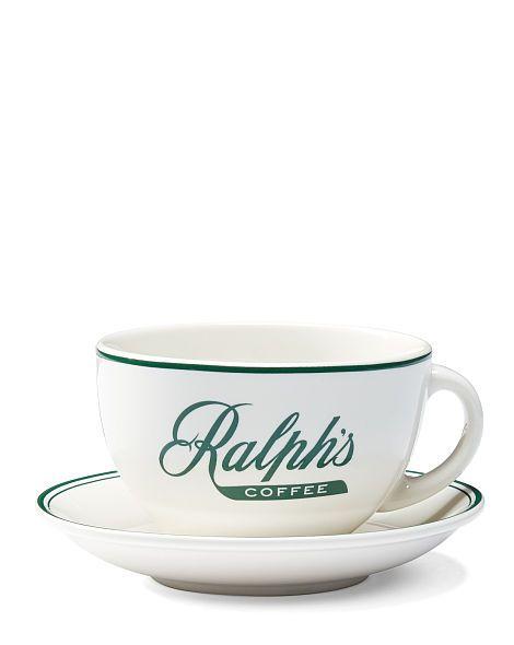 Ralph S Coffee Cup Saucer Ralph Lauren Home Dinnerware