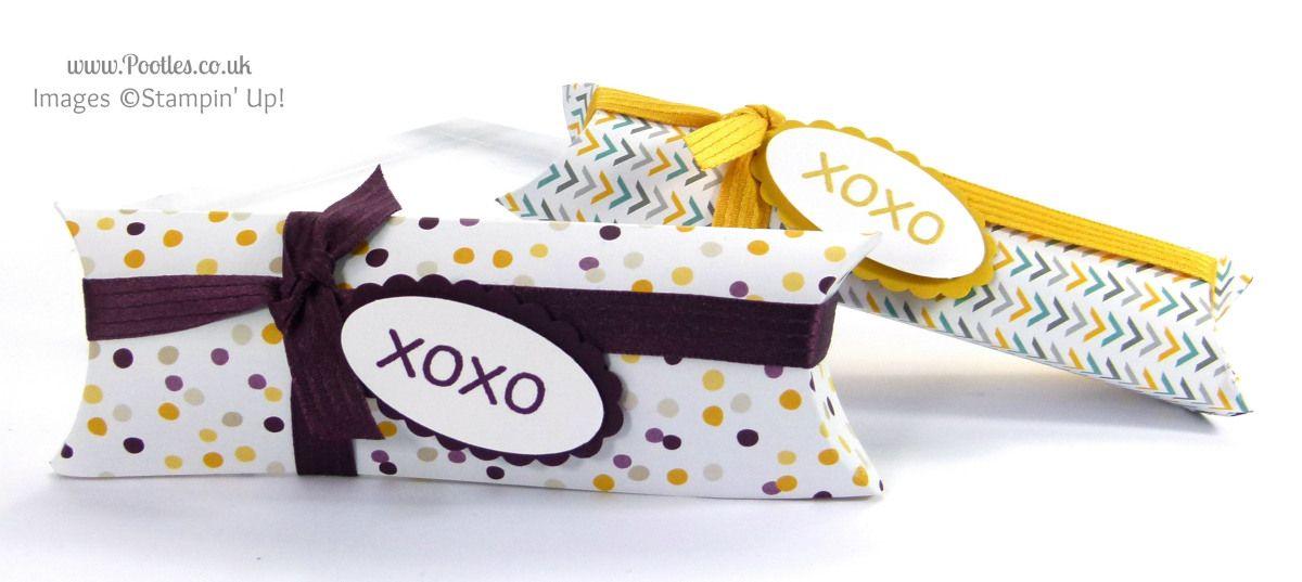 Pillow Box using DSP Stacks Tutorial