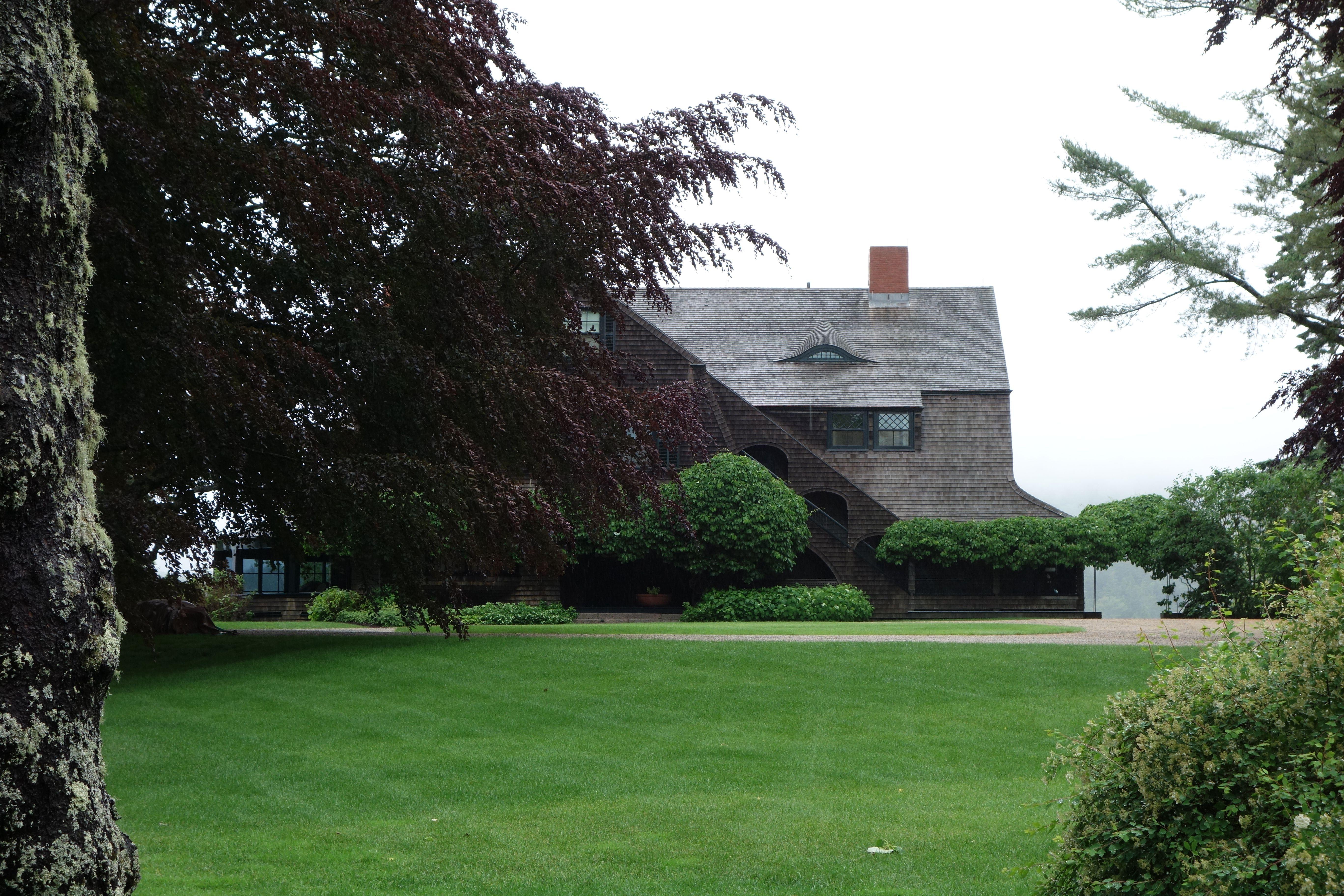 Historical house near Acadia Maine