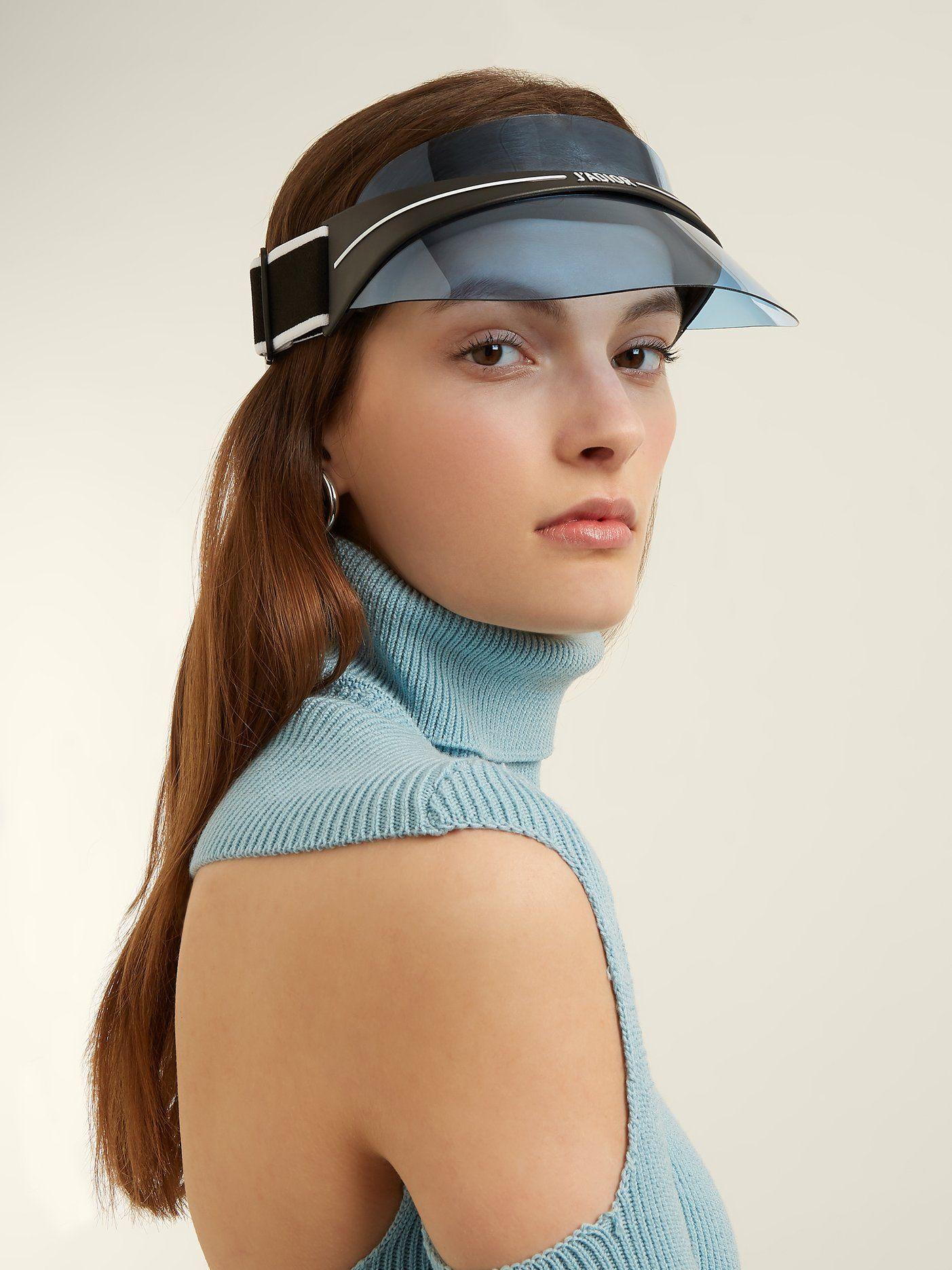 b429c122973c0d DiorClub1 tinted visor | Dior | MATCHESFASHION.COM | FASHION in 2019 ...