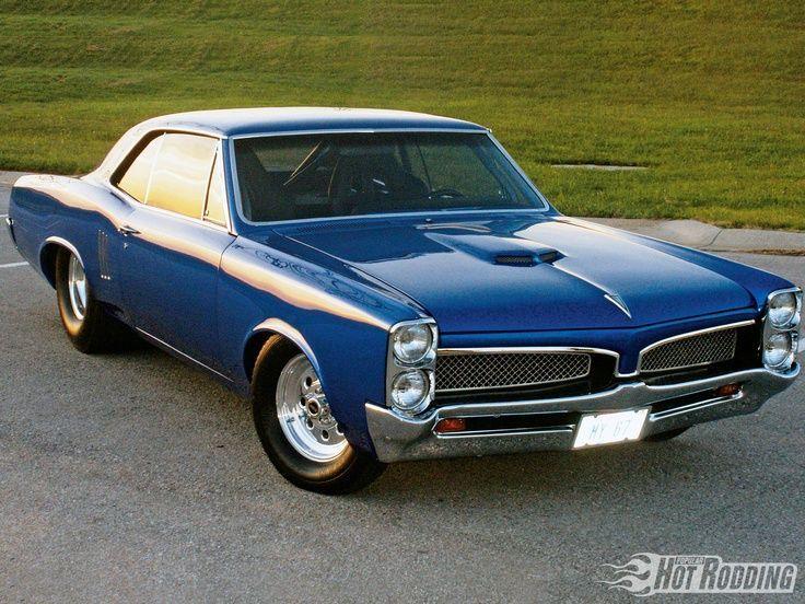 1967 Pontiac GTO Pro Street  Luxury Lovers  Pinterest  Pontiac