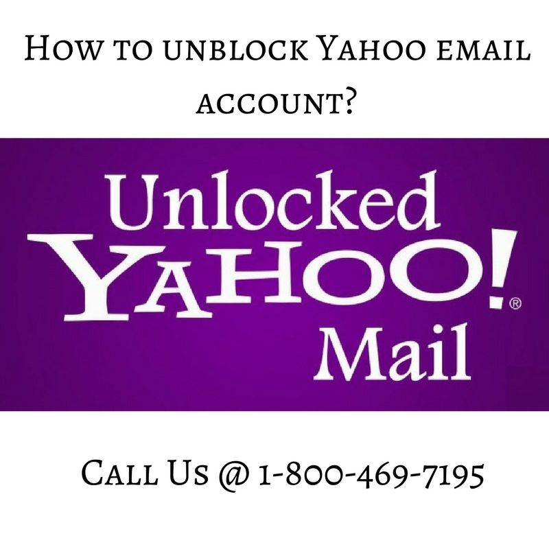 unblock yahoo