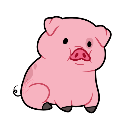 cute cartoon pigs wallpaper version - photo #18