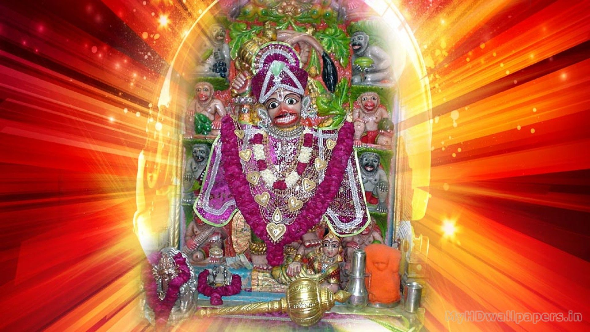Sarangpur Hanuman Wallpaper Hd Wallpapers Hanuman Wallpaper Sarangpur Hanuman Hanuman