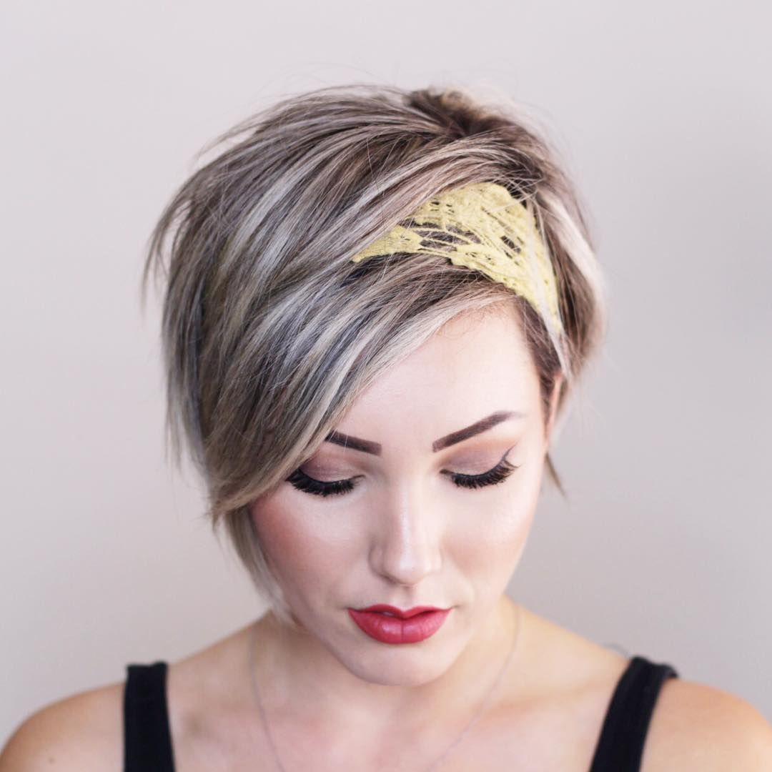 pin by mistie winters on hair in 2019 | headbands for short