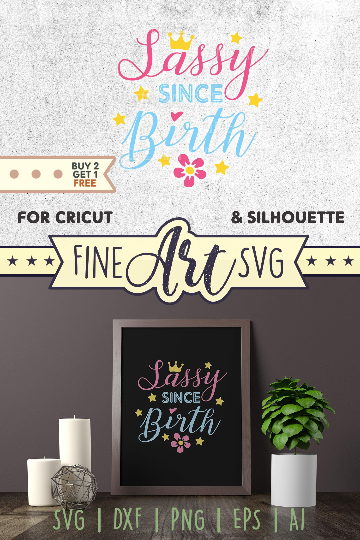 27+ Sassy Since Birth Cutting Files Crafter Files