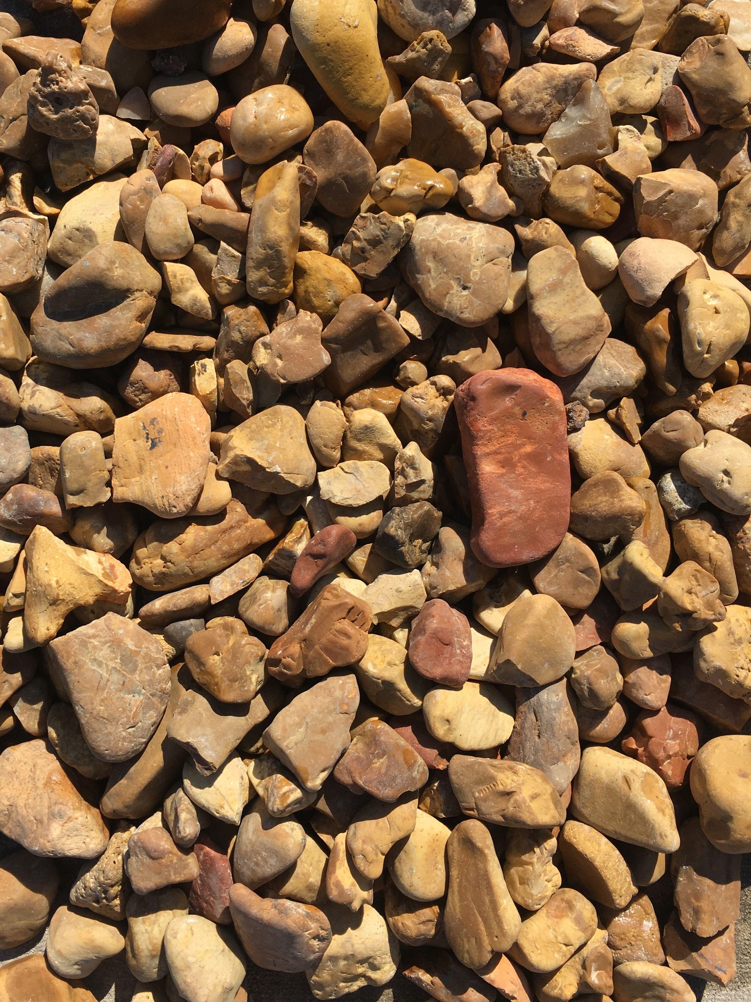 Chestnut Blend Decorative Landscape Gravel Decorative Gravel Gravel Landscape