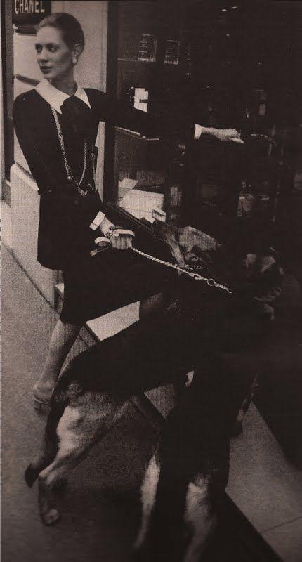 devodotcom: THE 70S - BOHEMIAN CHIC Francois de Nerciat in Chanel ...