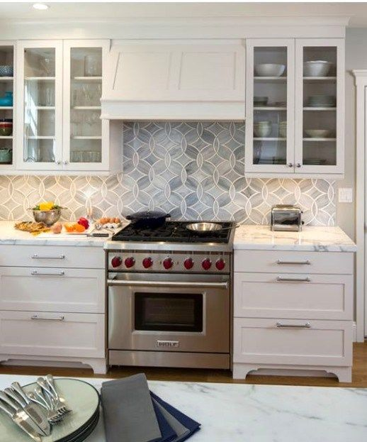 Under Cabinet Hood White Kitchen