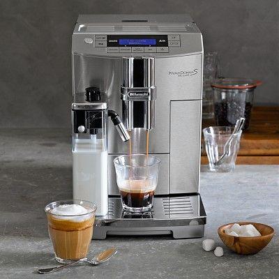 DeLonghi PrimaDonna S Super Automatic Espresso Maker #williamssonoma