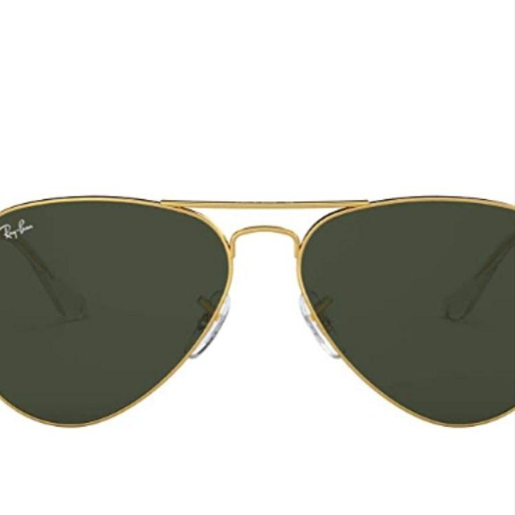 النظارة الشمسية الرجالية من ريبان ذات الإطار المعدني الكبير والتصميم الكلاسيكي نظارات شمسية رجالي نظارات شمسية2020 Sunglasses Glasses Mirrored Sunglasses