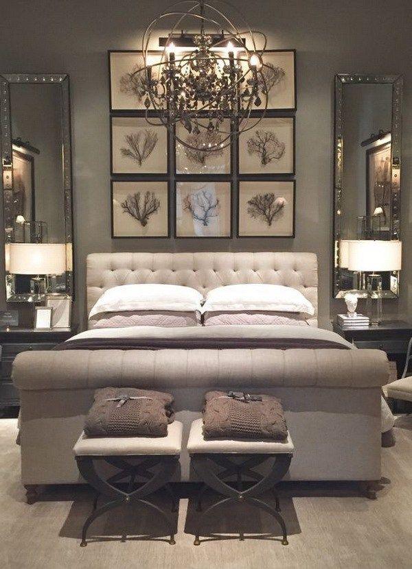 25 Awesome Master Bedroom Designs | Pinterest | Walls, Master ...