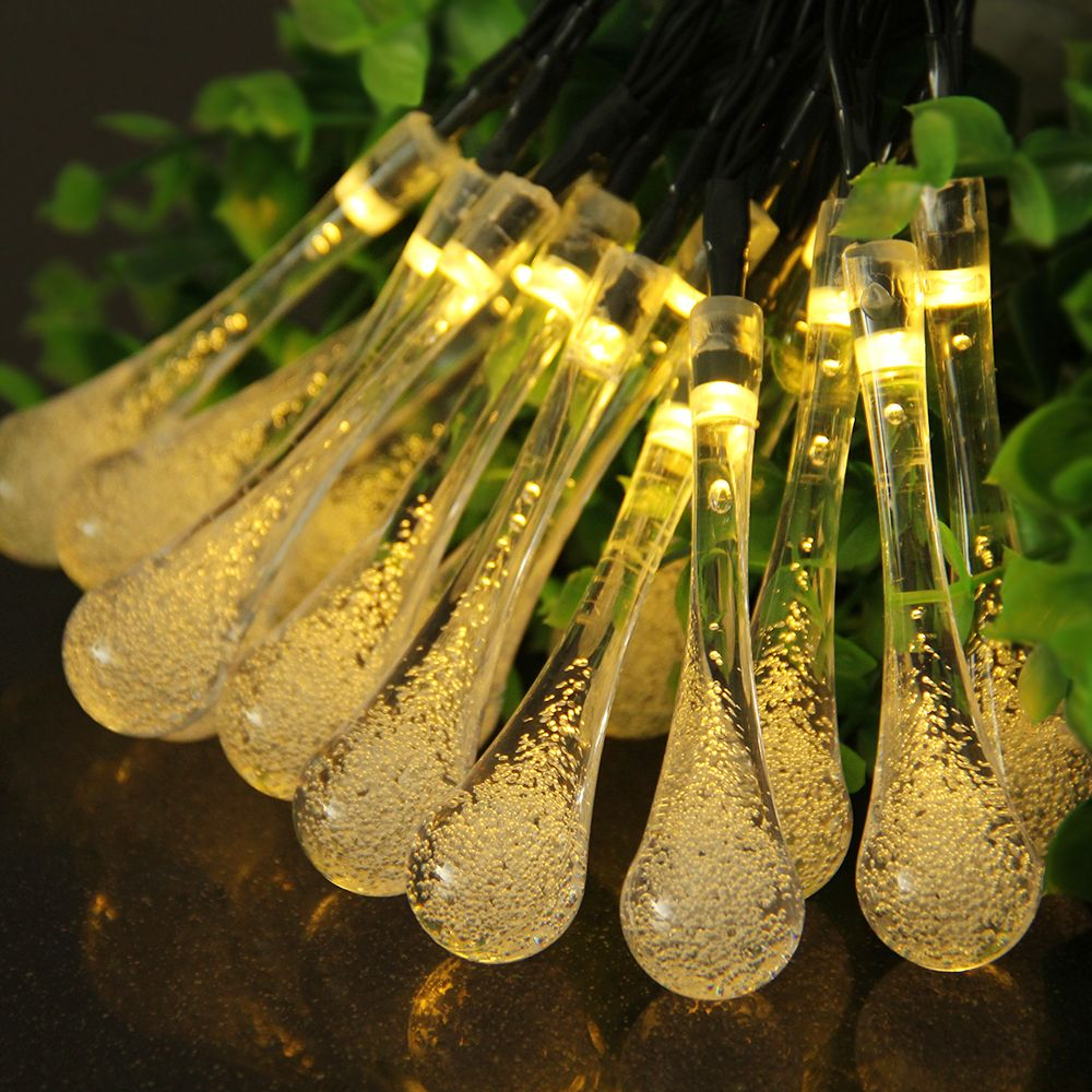 35 off high bright fairy lights 6m solar led string light 35 off high bright fairy lights 6m solar led string light waterproof outdoor lighting aloadofball Image collections