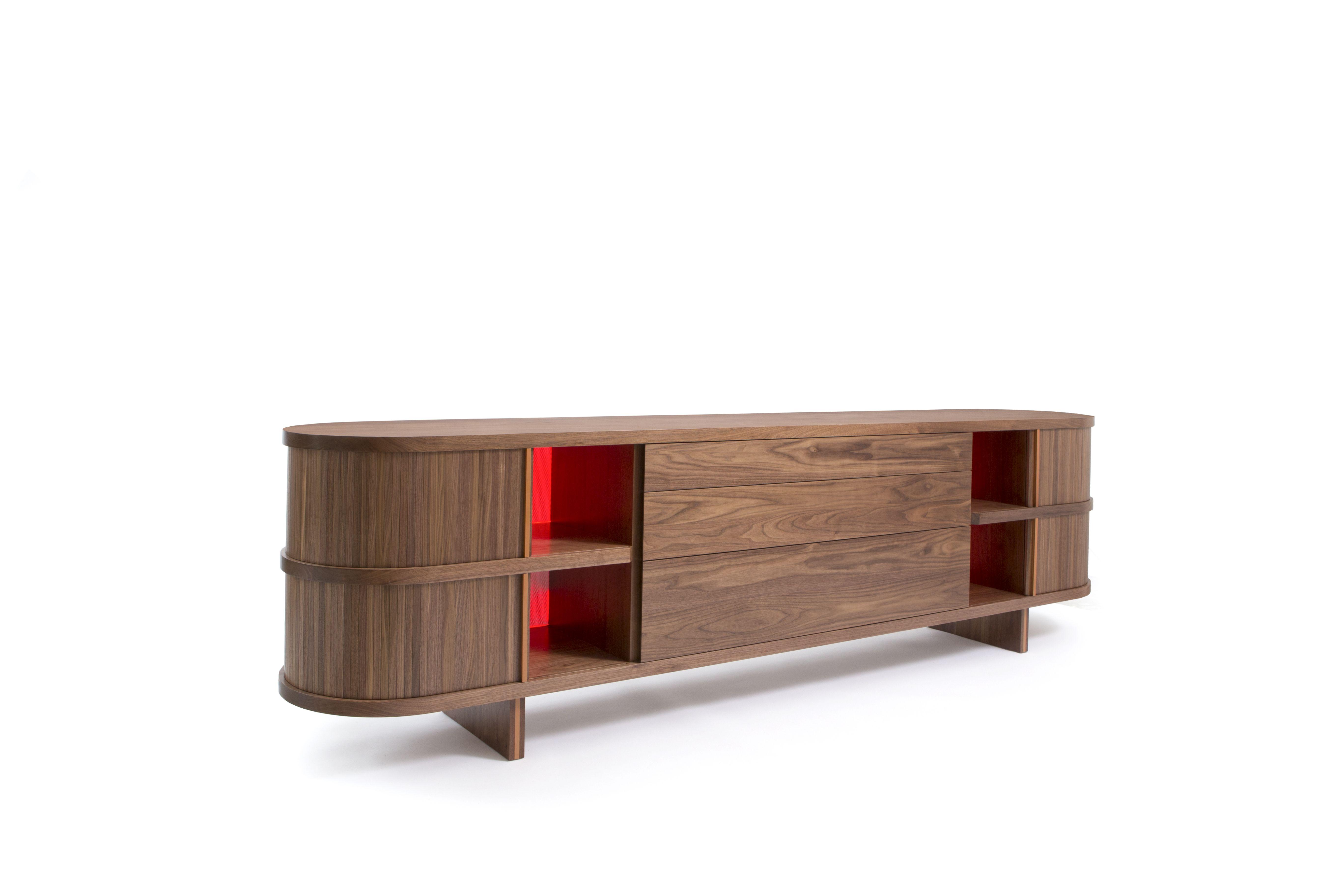 La Credenza Ltd : Buhler furniture home entertainment precidio credenza sims