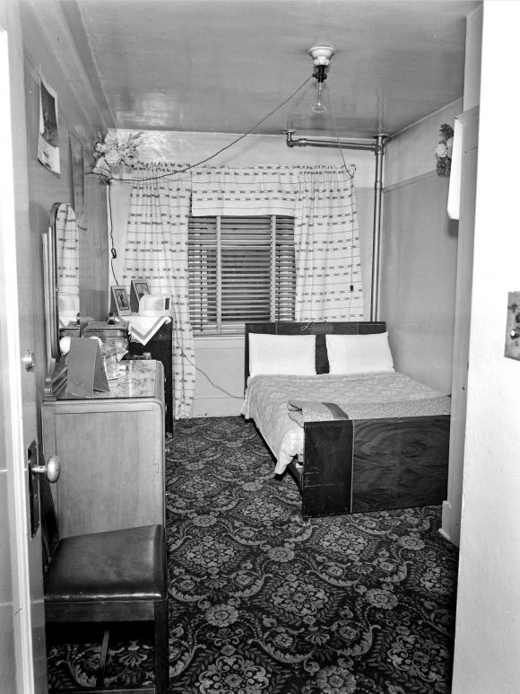 1940s Hotel Room Balmoral Hotel Room 1940s Haunted In