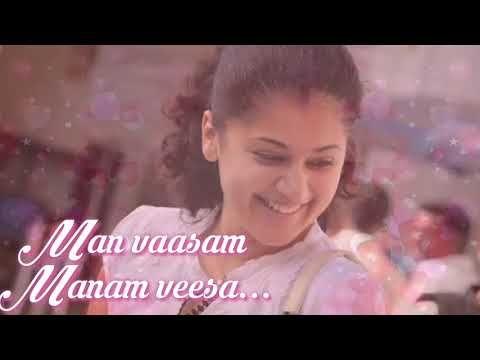 Whatsapp status Tamil    Love song    Dhanush whatsapp ...