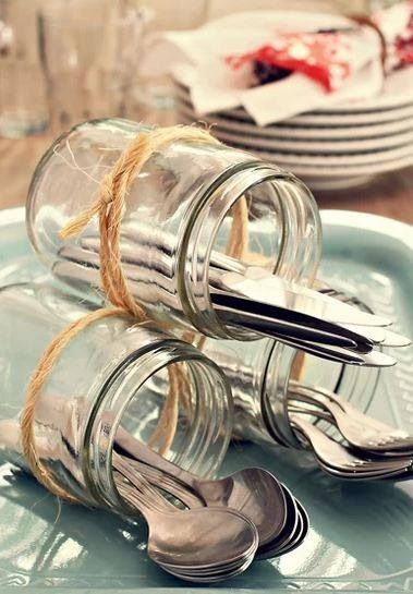 Love this table jar