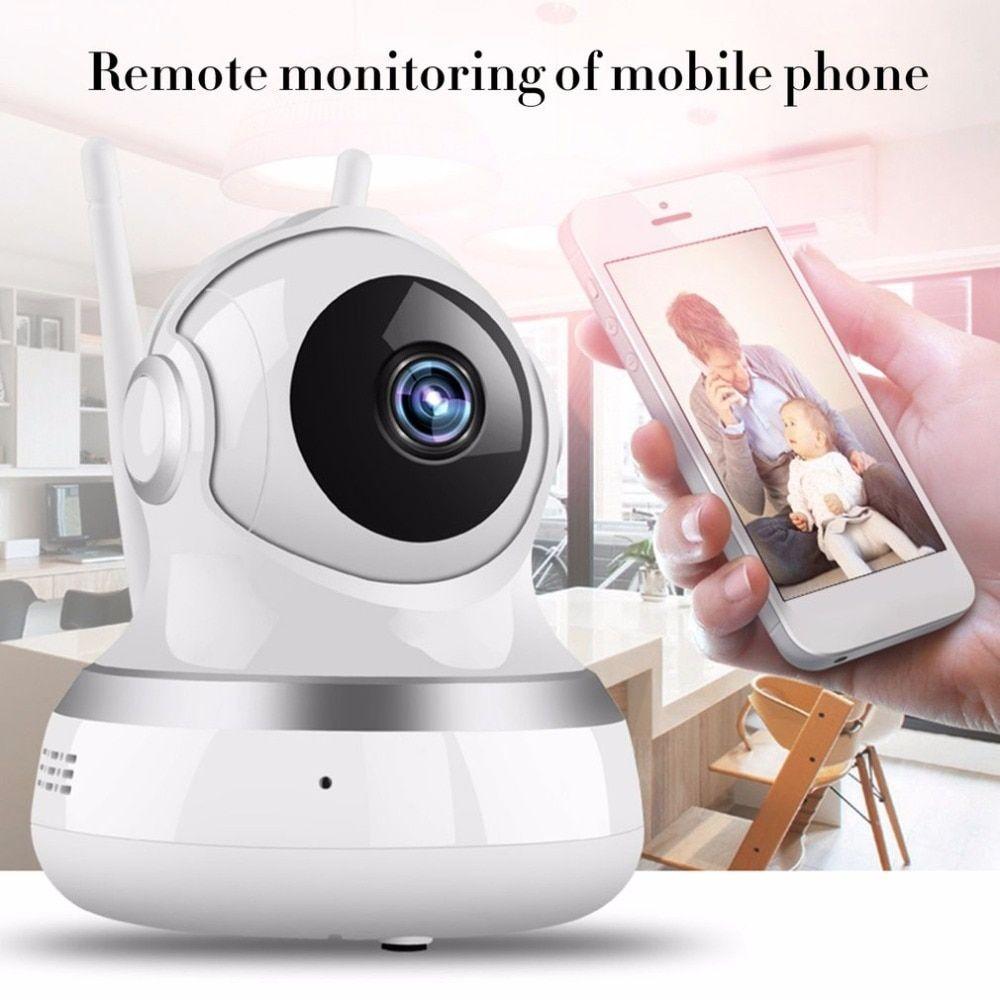 Big Discount HD 1080P Wireless Baby Monitor Smart WiFi Audio