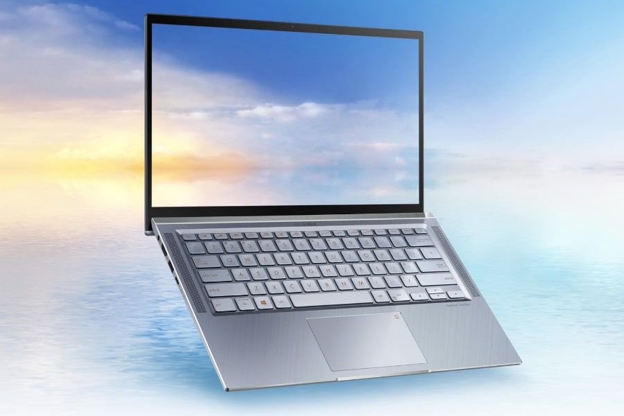 Asus Zenbook 14 Ux431f Review An Impressively Slim All Rounder Man Of Many Asus Electronics Graphic New Laptops
