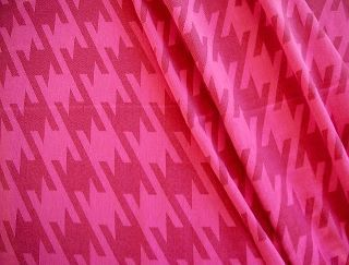 Didymos Pink Houndstooth