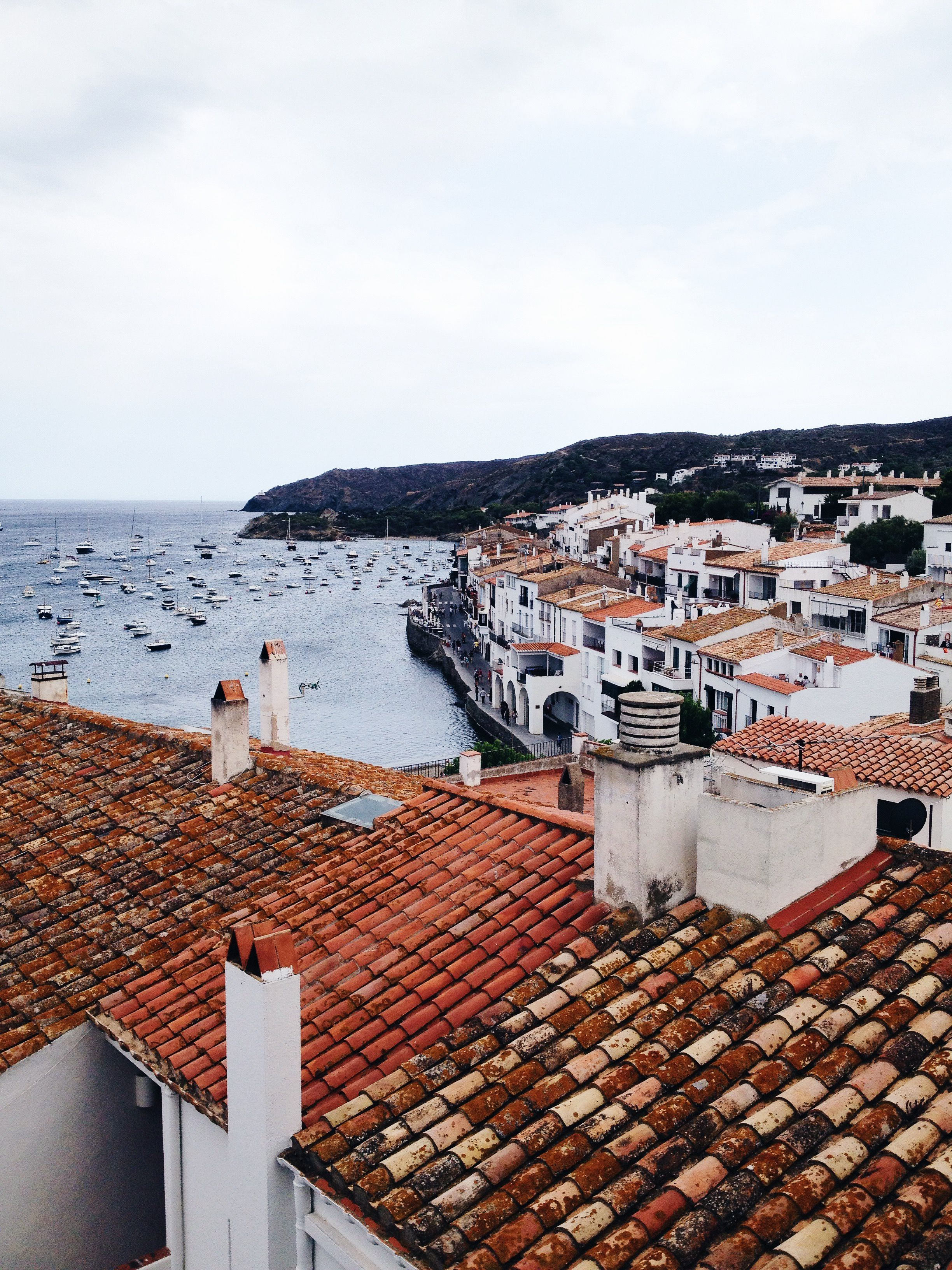 Cadaqués | the hanging plants