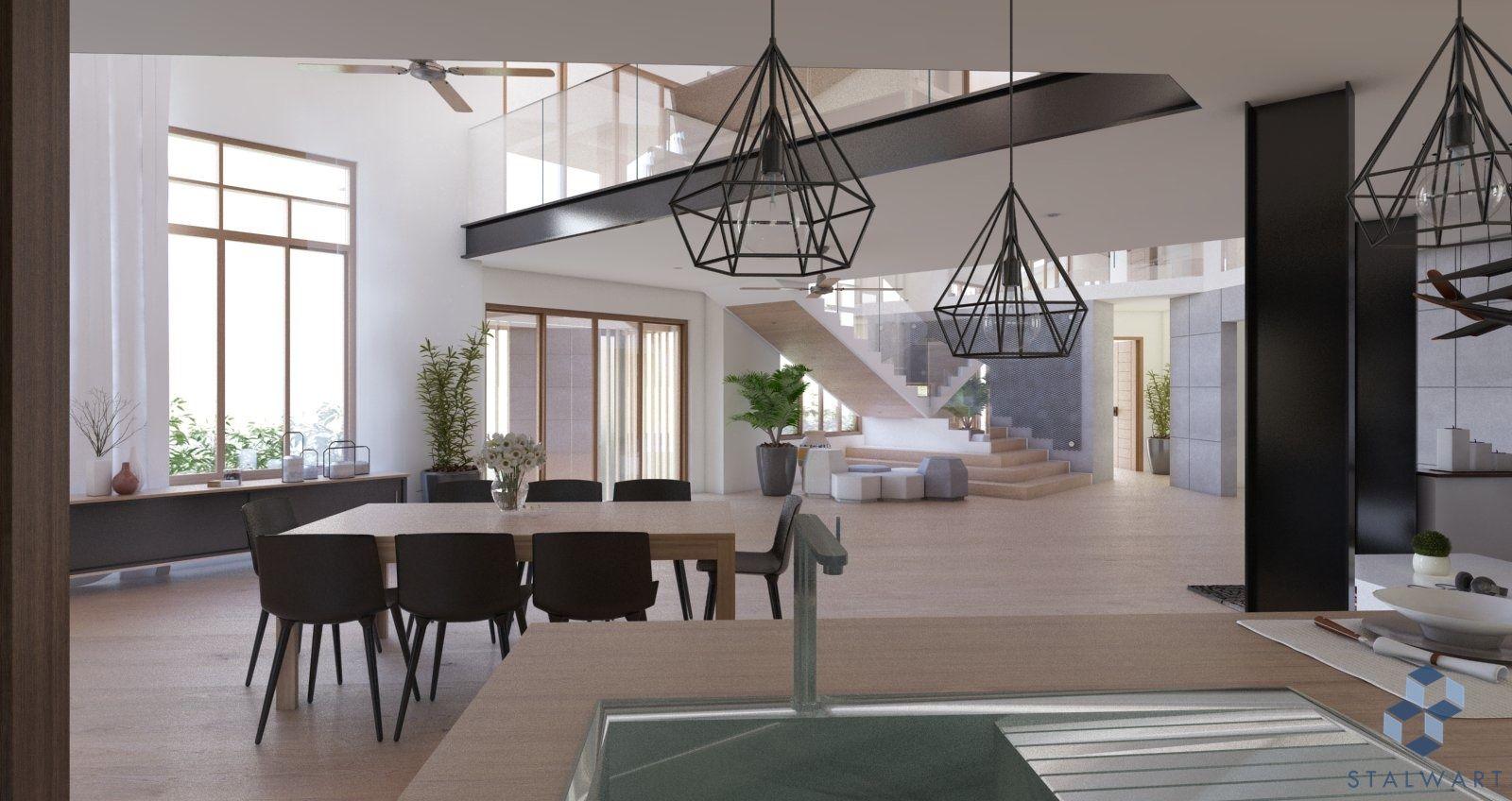 dining and kitchen area interior design inspirations interior rh pinterest com