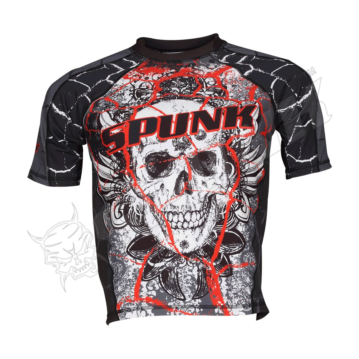 DEVIL MMA Rash Gurad, MMA Clothing, MMA Fight Gear